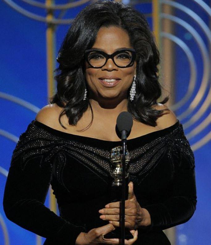 Oprah Winfrey 1954- Journalist Philanthropist Media Empire