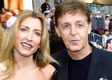 Paul McCartney Beatle Linda E BP Lama Jyotisha