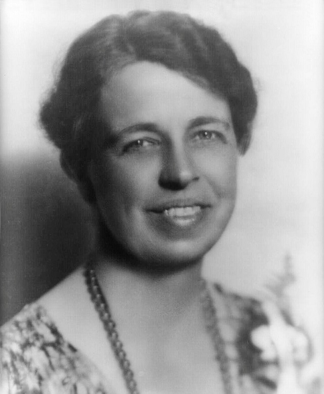 POTUS-32 Eleanor Roosevelt Teacher Diplomat * 1884-1962
